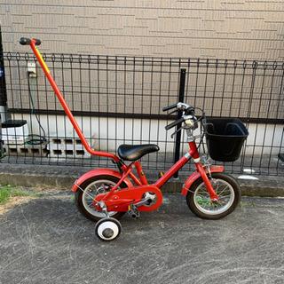 子供用 自転車 赤 12インチ