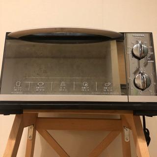 TOSHIBA 東芝 オーブントースター HTR-L6 シルバー