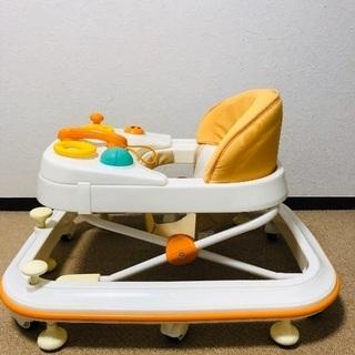 7ヶ月〜15ヶ月赤ちゃんに(^^)コンビ 歩行器 よちよちキーパーYA