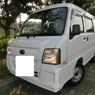 ★売約済み 23年9月 スバルサンバーV4WD トランスポーター...