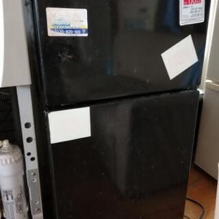 無料 national冷蔵庫 黒
