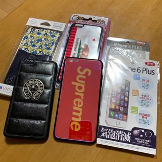 iPhone6Plus   携帯カバー  セット