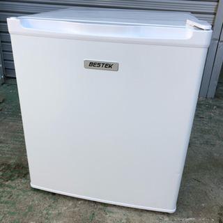 2017年製ベステック1ドア冷蔵庫47L