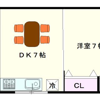 【パークサイド難波】11号タイプ!1DKタイプ!日当たりが間違いない!