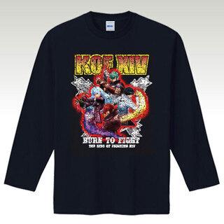 値下げKOF(the king of fighters)Tシャツ