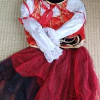 ハロウィーンの衣装 size110