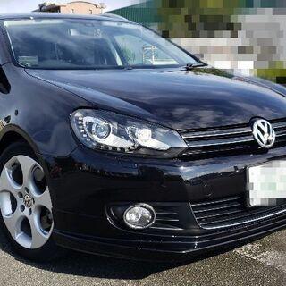 VW  ゴルフヴァリアントTSI コンフォートラインプレミアムエ...