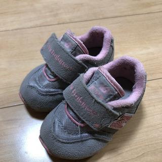 ニューバランス子ども靴   12cm