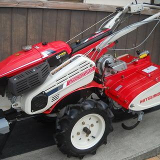 三菱MS65・耕運機・農業機械・家庭菜園