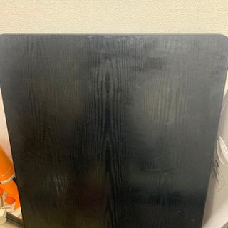 折りたたみテーブル 脚カバー付き - 京都市