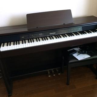 電子ピアノ CASIO CelvianoAP-450BN 椅子付