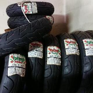 【終了】スクーターのタイヤ(ダンロップ)