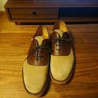 REGAL STANDARDの靴