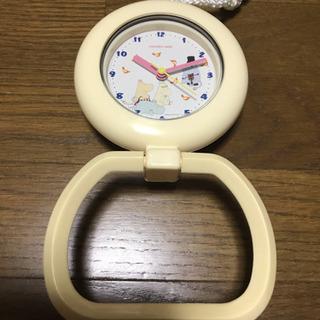 新品未使用‼️ムーミン時計¥500‼️