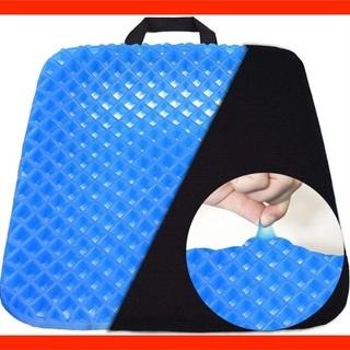 ⬛️無重力クッション⬛️ ゲルクッション カバー付  持ち運び可能