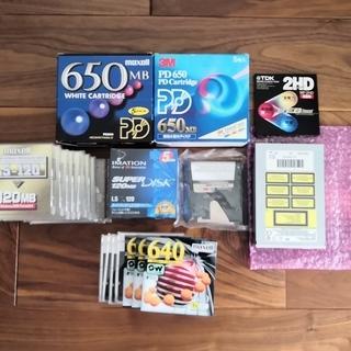 MO640、PD650、LS-120など