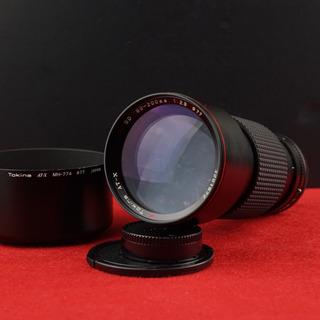 Tokina AT-X FD 80-200mm F2.8(動作確...