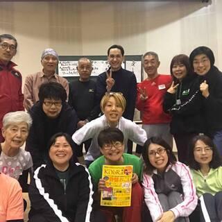 ウッキーのタテゴシ★ビクス in 浜松