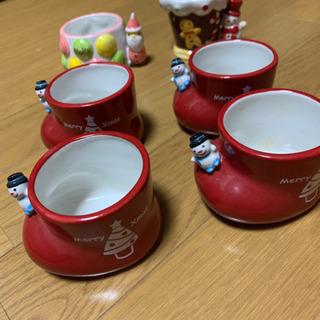 商談中クリスマスカップ