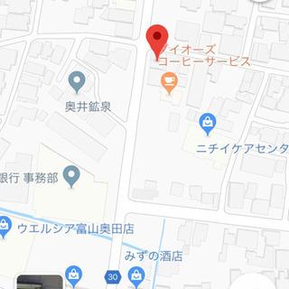 富山市下奥井、貸地、貸し駐車場!