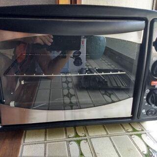 Twinbird社2014年製オーブン ピザ焼きプレートなど付属品付