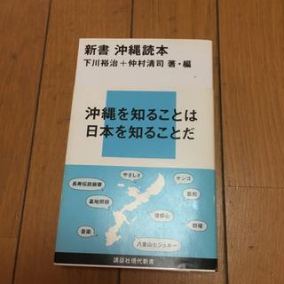 「新書 沖縄読本」