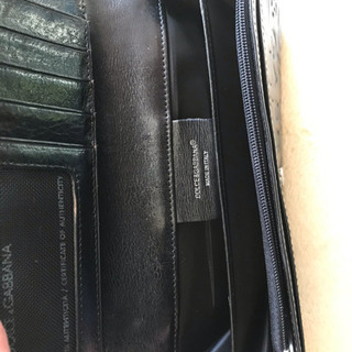 D&G財布