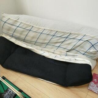 訳有ソファーです。まだまだ使えます。