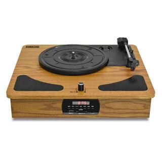 デジタル録音が出来るレコードプレーヤー TRM-109W