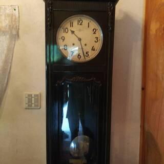 店舗にもお勧め♪約60年前SEIKOのレトロなアンティーク置時計☆