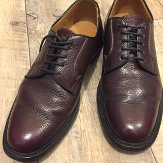 REGAL 高級革使用 紳士用ヒモ靴