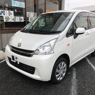 平成24年登録 ムーヴ L 4WD 禁煙車 ETC エコアイドル...