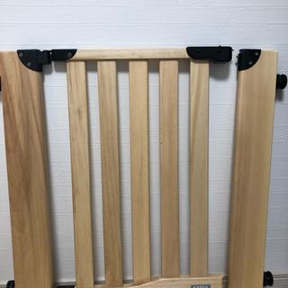 ベビーゲート 木製