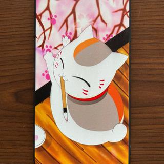 ニャンコ先生iPhone8Plusカバー