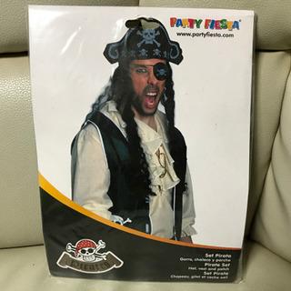 ★仮装★海賊 パイレーツ★ハロウィン★男性用★なりきりコスチューム★