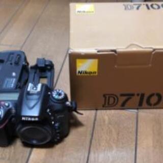 NIKON D7100 トリプルレンズセット ニコン