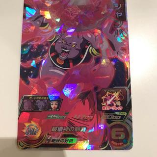 ドラゴンボールヒーローズUM8-031シャンパ