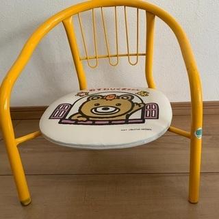 子供用椅子 おすわりくまちゃん