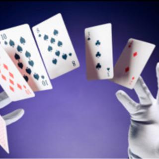 カードマジック講座 パーティーシーズンに向けて! - うるま市