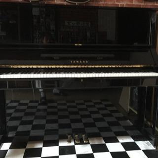 【値下げしました♪】ヤマハ中古ピアノ UX
