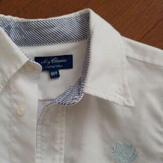 Motherwaysのシャツ104cm