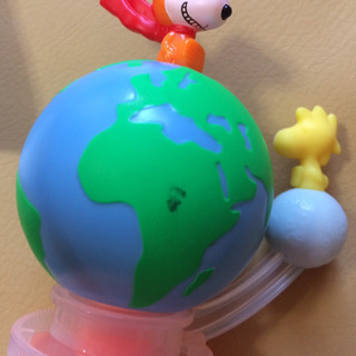 マクドナルド ハッピーセット スヌーピーとうちゅうはっけん - おもちゃ