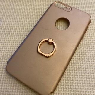 iphone8plus アイフォン8プラス カバー ピンク