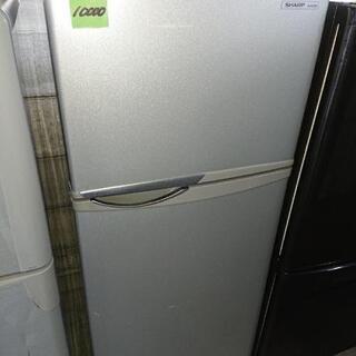 シャープノンフロン冷凍冷蔵庫⑦