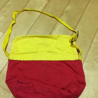 通園バッグ ハンドメイド クマのプーさん - 子供用品