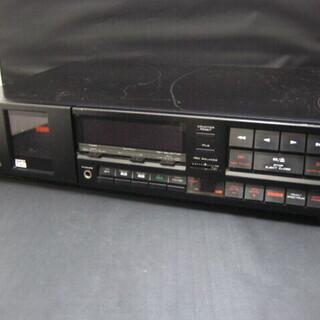 中古品 AKAI クイックリバース カセットデッキ GX-R70...