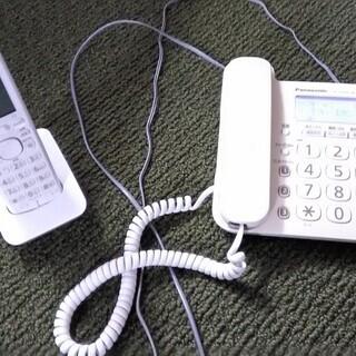 パナソニックの親子電話です。