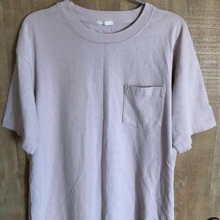 GU メンズ半袖Tシャツ