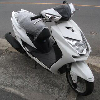 美車 シグナスX  白 ☆SEA5J  ヤマハ  125cc