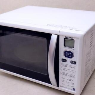 オーブンレンジ SHARP RE-CE80-KB 2012年製 ...